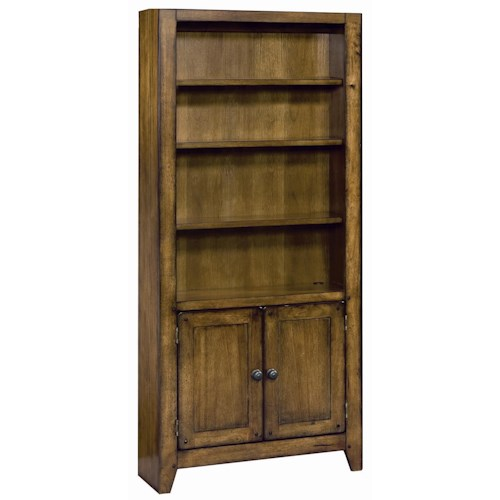 Aspenhome Cross Country Two Door amp Four Drawer Bookcase