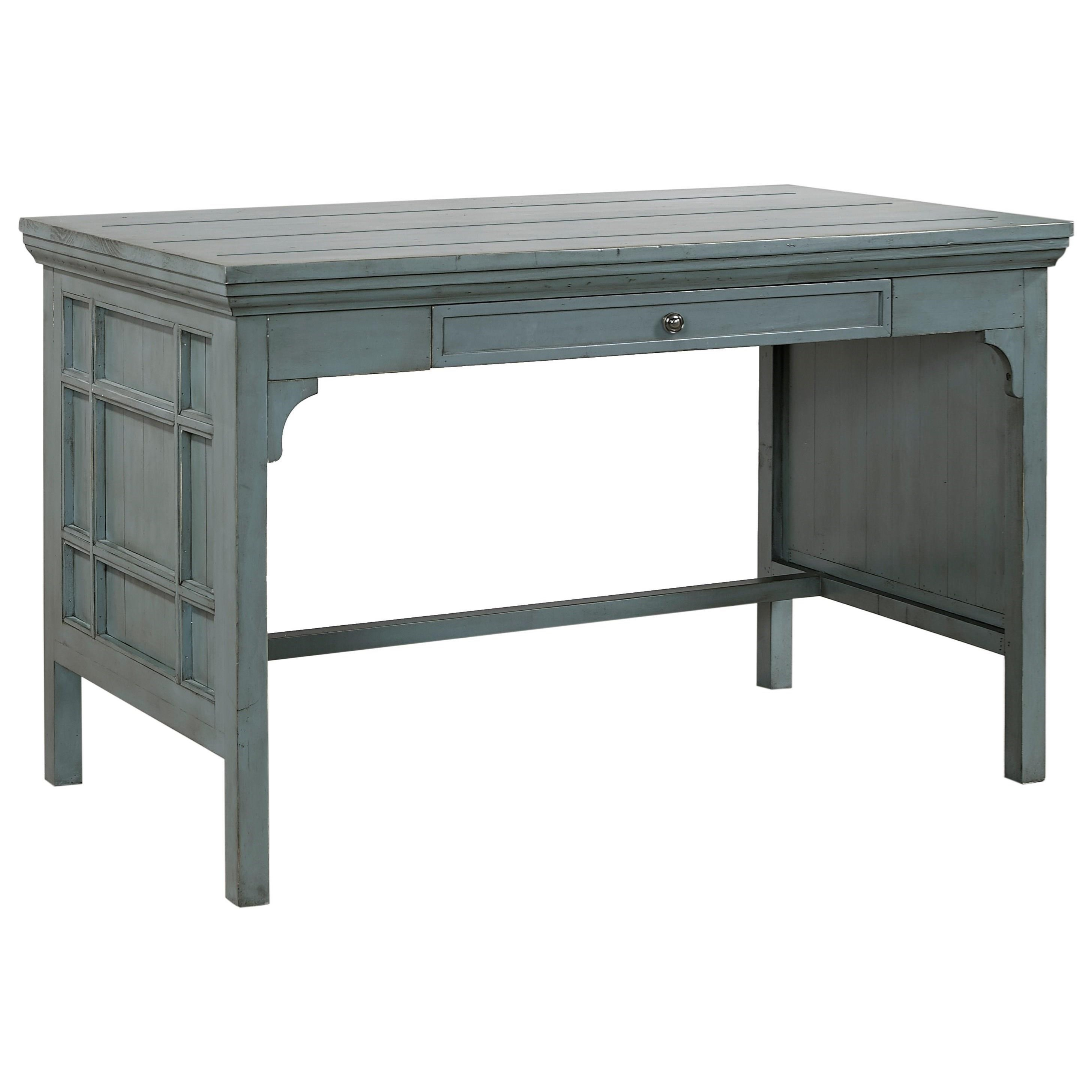 """Aspenhome Preferences 48"""" Writing Desk with Flip Down"""