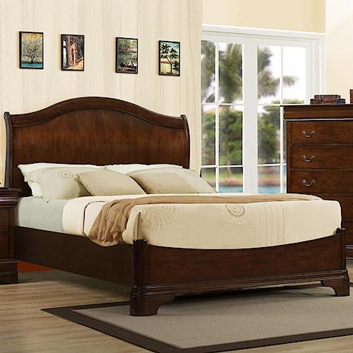home bedroom furniture headboard footboard austin group big louis