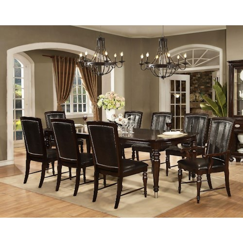 dining room furniture dining 7 or more piece sets avalon furniture