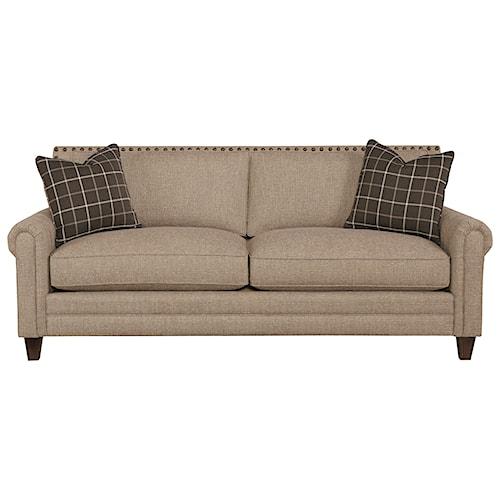 Sofa Harlan By Bassett Wilcox Furniture Sofa Corpus Christi Kingsville Calallen Texas