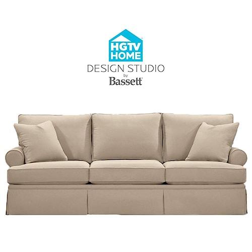 Bassett Design: Bassett HGTV Home Design Studio Customizable Great Room