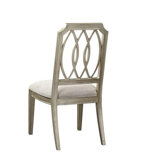 Bassett Mirror Hollywood Glam Vanesta Side Chair Bullard