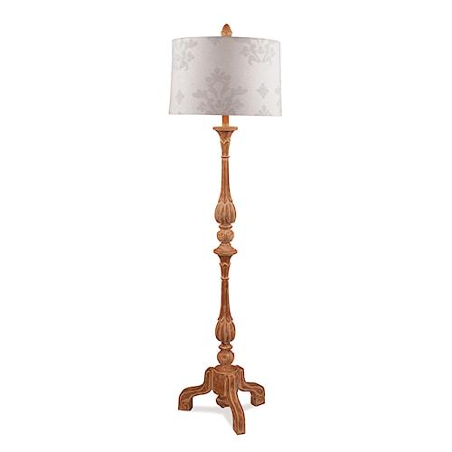 Bassett Furniture Milford Ct: Bassett Mirror Lamps Sinestra Tall Floor Lamp