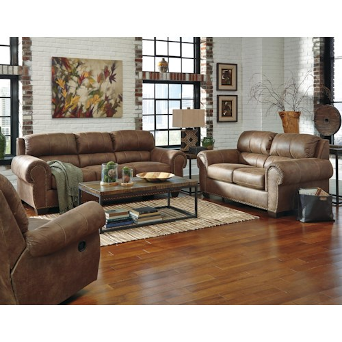 Benchcraft Burnsville Stationary Living Room Group Sam 39 S Appliance Furniture Upholstery Group