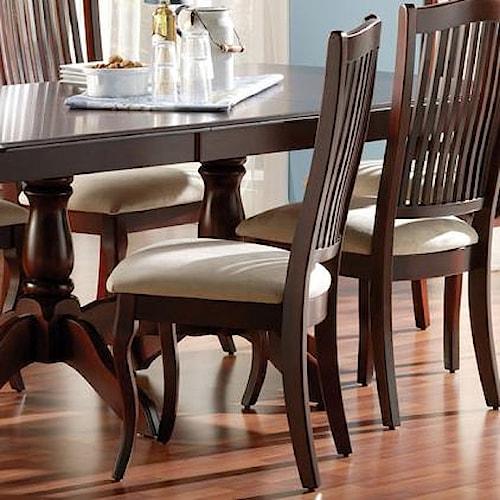 Bermex chairs side chair stoney creek furniture