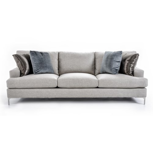 Bernhardt Carver N2467 2974 012 Sofa Baer S Furniture