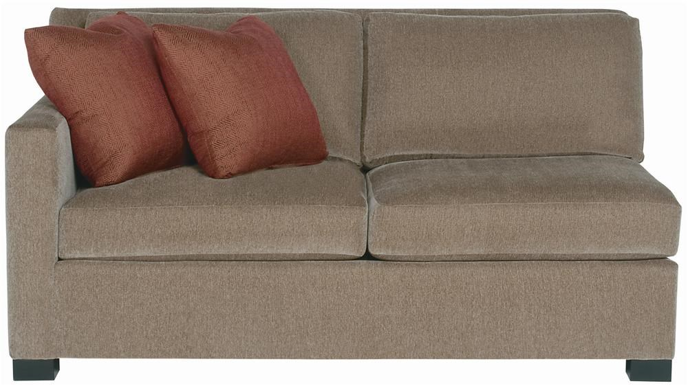 Bernhardt Interiors Kelsey Left Arm Loveseat Belfort