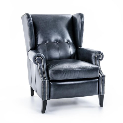 bernhardt jeremy 113rlo wing chair with tufts baer 39 s