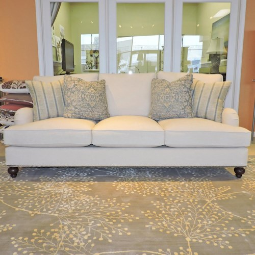 Bernhardt Signature Seating Customized Sofa Belfort