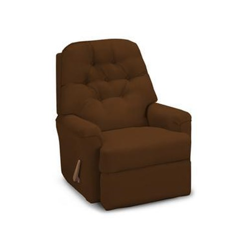 Best home furnishings recliners petite walnut cara for Ivan smith furniture