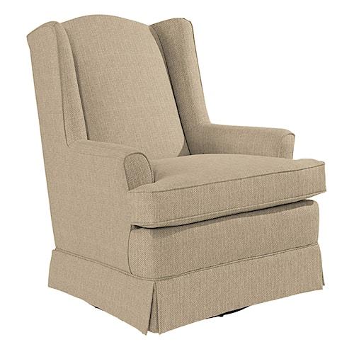 Best Home Furnishings Chairs Swivel Glide Natasha Swivel
