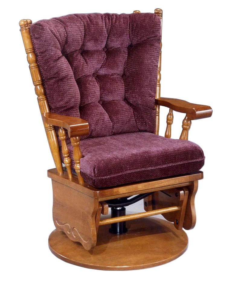 Best Chairs Inc Glider Rocker Replacement Cushions