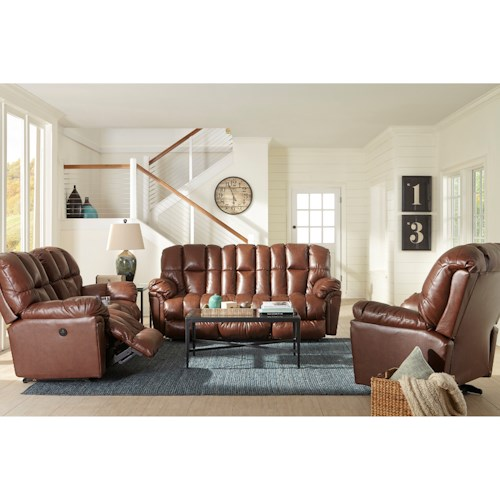 Best Home Furnishings Lucas Reclining Living Room Group Great American Home Store Reclining