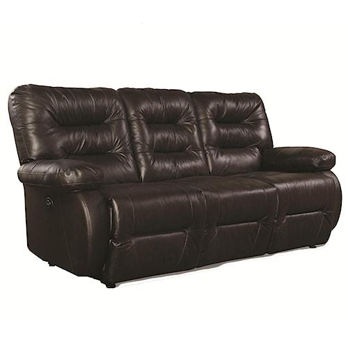 Best Home Furnishings Maddox Space Saver Sofa Chaise Hudson 39 S Furniture Reclining Sofa Tampa
