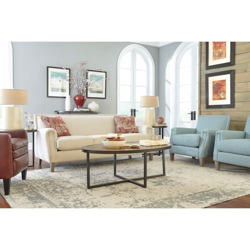 Best home furnishings madelyn living room group value for Best value living room furniture