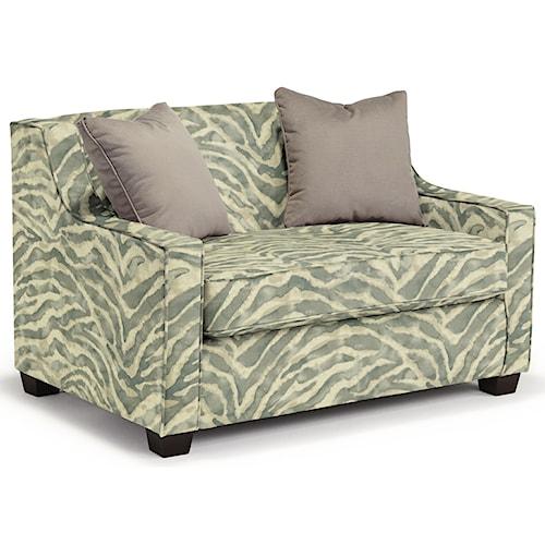 Best Home Furnishings Marinette Twin Sleeper Chair H L
