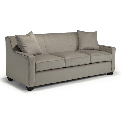 Best Home Furnishings Marinette Queen Sized Air Dream