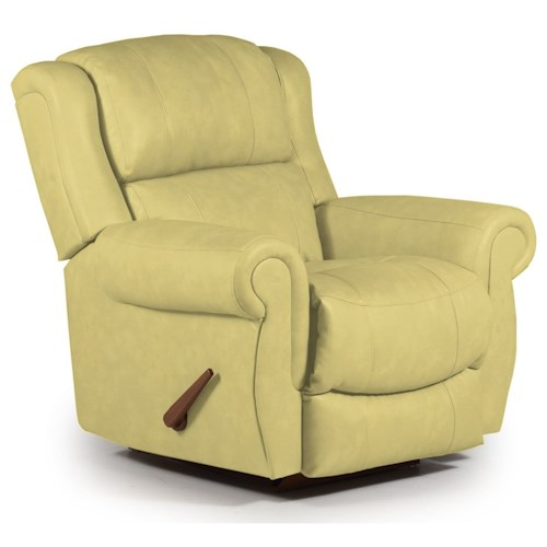 Best Home Furnishings Recliners Medium Terrill Swivel