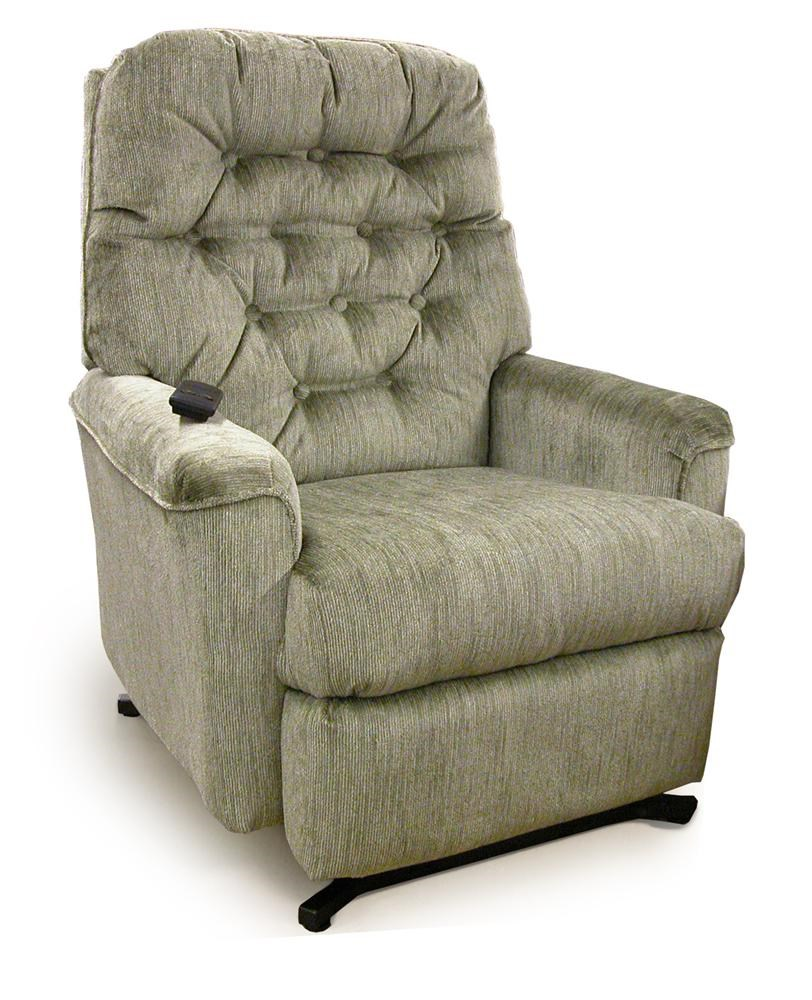 Best Home Furnishings Recliners Medium Mexi Swivel