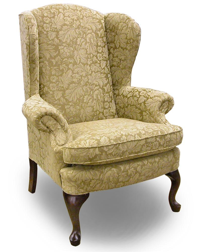 Best Home Furnishings Chairs Wing Back Sylvia Wing Back
