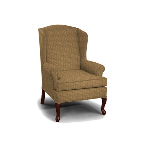 best home furnishings chairs wing back doris wing chair dunk