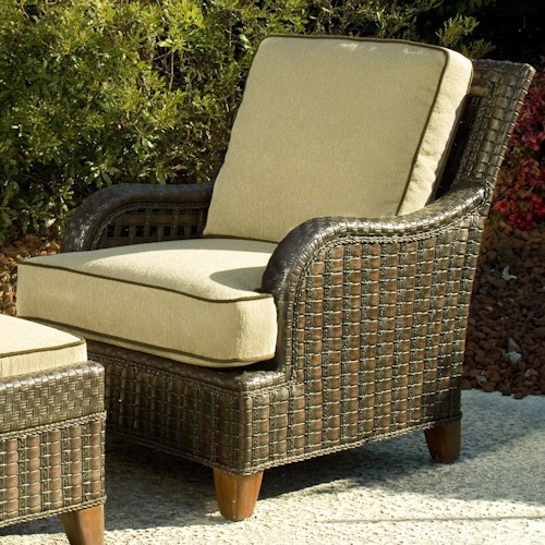 Braxton culler lake geneva chair hudson 39 s furniture for Outdoor furniture orlando