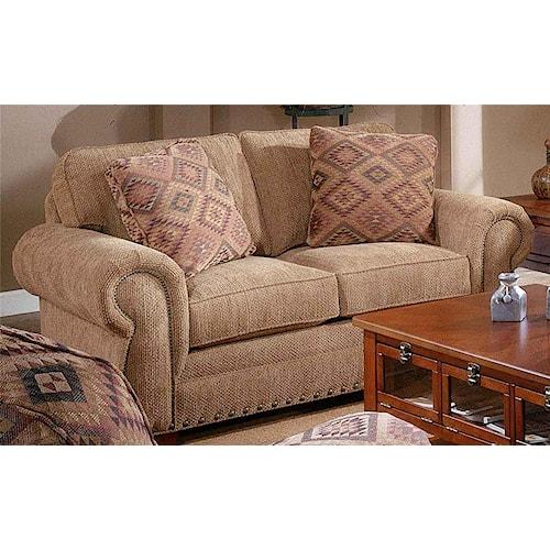 Broyhill Furniture Cambridge 5054 1 Casual Style Loveseat Baer 39 S Furniture Love Seat Miami