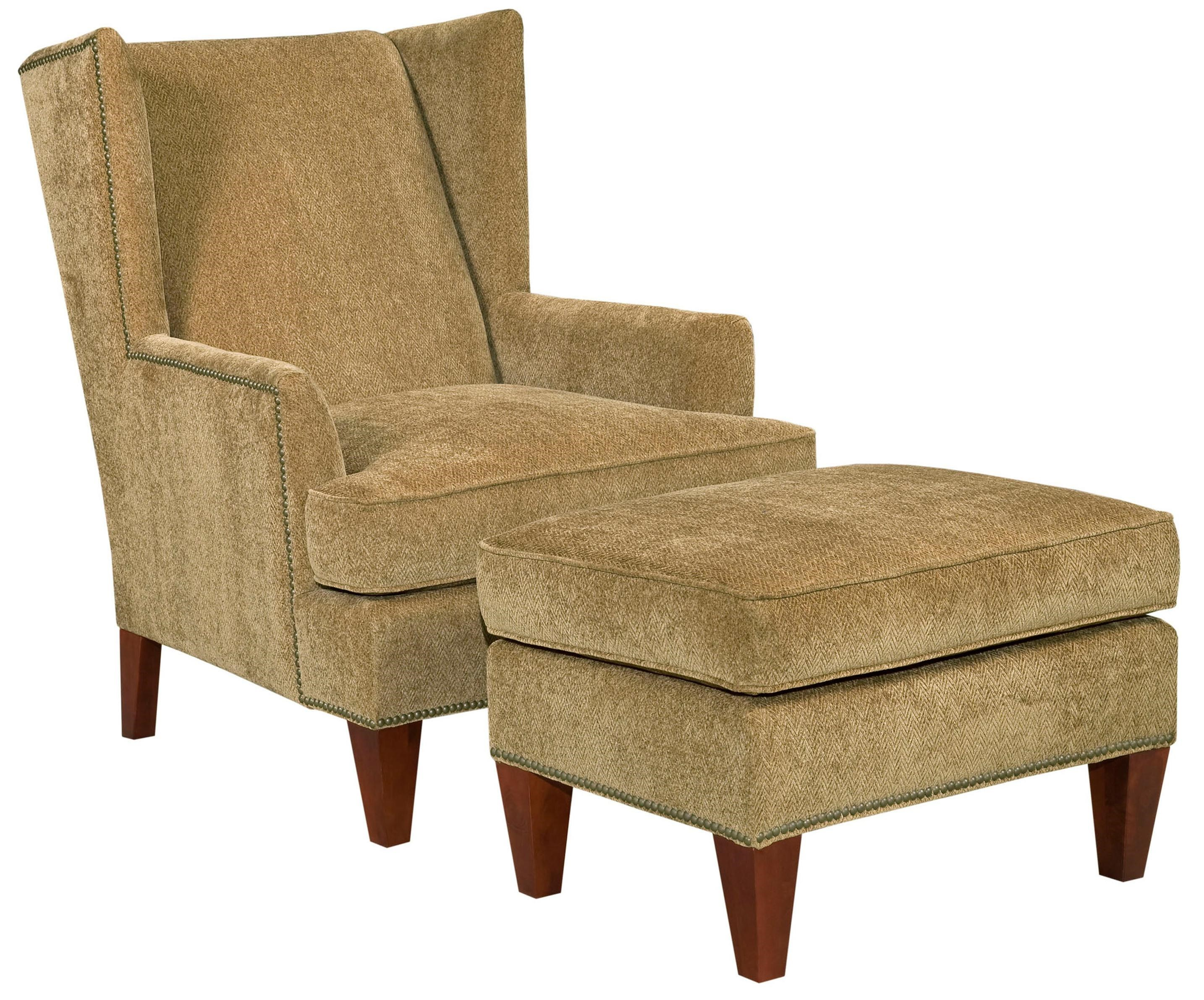 Broyhill Furniture Accent Chairs And Ottomans Chair And