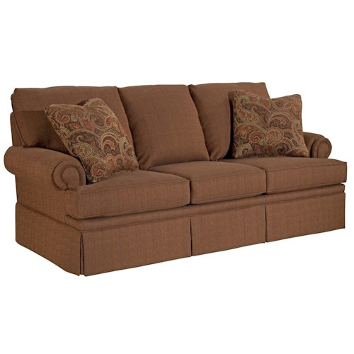 Broyhill Furniture Jenna 4342 2 Sofa Baer S Furniture