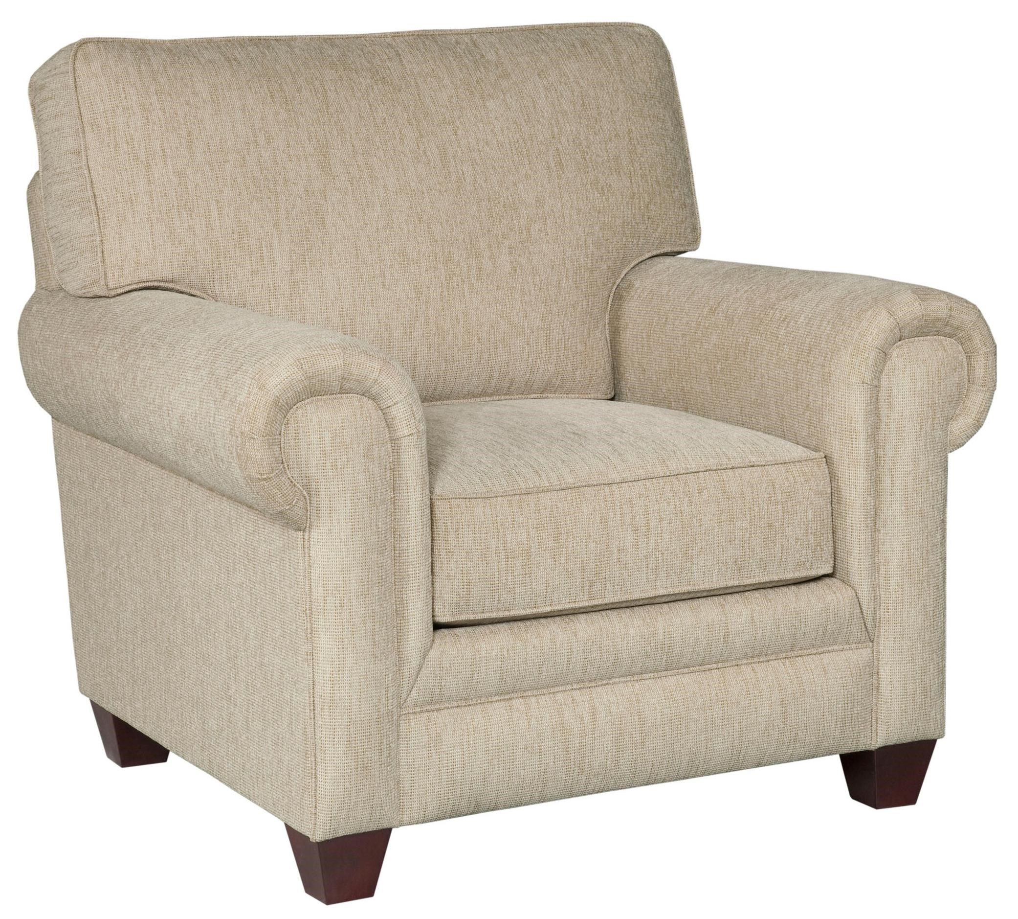 Broyhill Furniture Monica Transitional Upholstered Arm