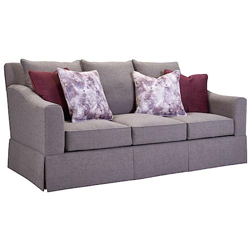 Broyhill Furniture Regina 4284 3 Sofa Baers