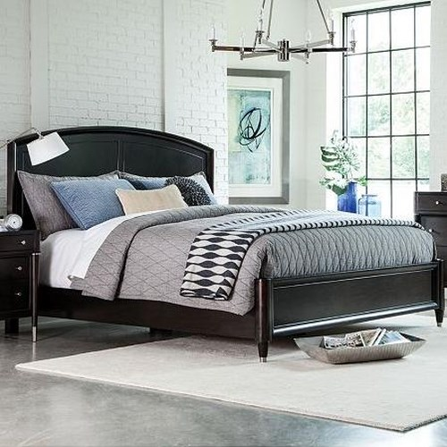 Broyhill Furniture Vibe Queen Panel Bed Baer S Furniture