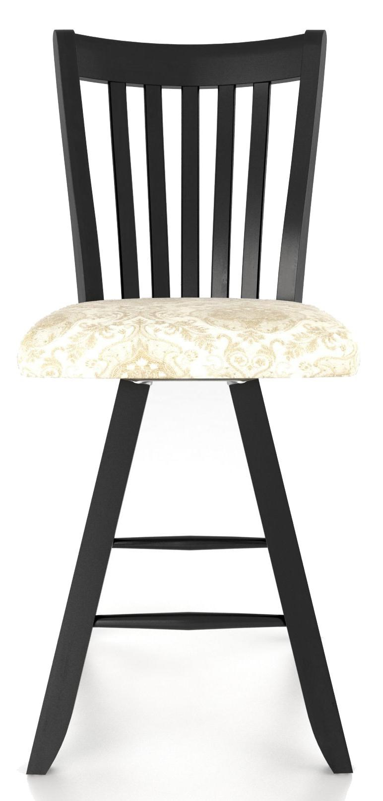 Canadel Bar Stools Customizable 24quot Upholstered Swivel  : bar20stools20stosto00119az05m24s b0jpgscalebothampwidth500ampheight500ampfsharpen25ampdown from www.dunkandbright.com size 500 x 500 jpeg 21kB