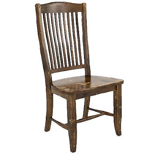 Canadel Champlain Custom Dining Customizable Side Chair