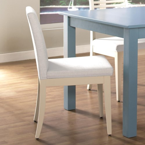 Luxury Color Custom Dining Room Furniture Canadel Custom Dining Customizable Upholstered Side Chair Darvin Furniture