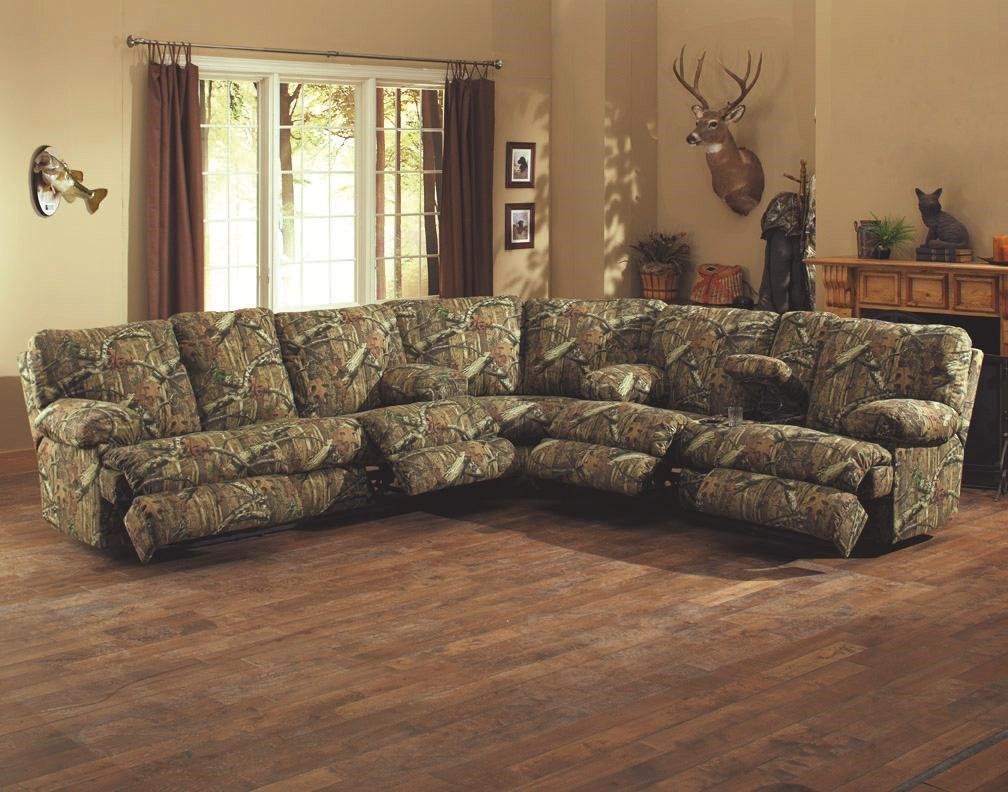 Camouflage living room sets home gt living room furniture gt reclining