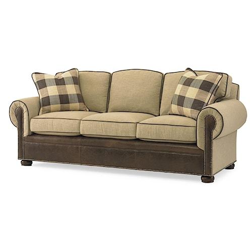 Living Room Furniture Bobs: Century Bob Timberlake Dr. Redwine's Plush Stationary Sofa