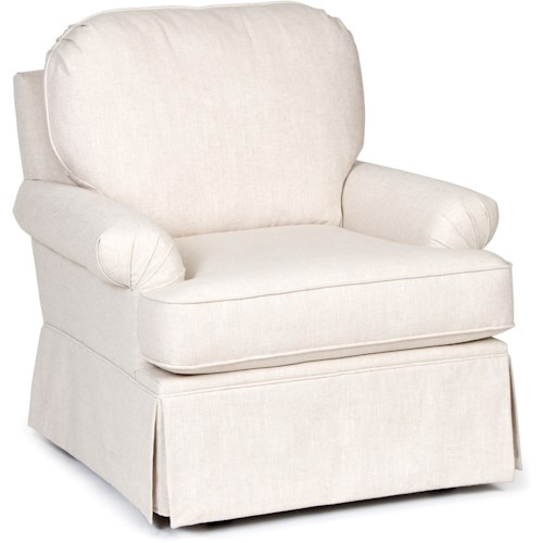 Chairs America Accent Chairs And Ottomans Swivel Glider