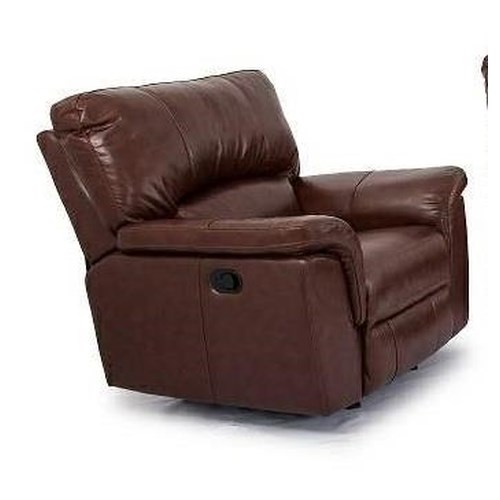 Cheers Sofa Ux1023 Brandy Leather Glider Recliner Great American Home Store Three Way Recliners