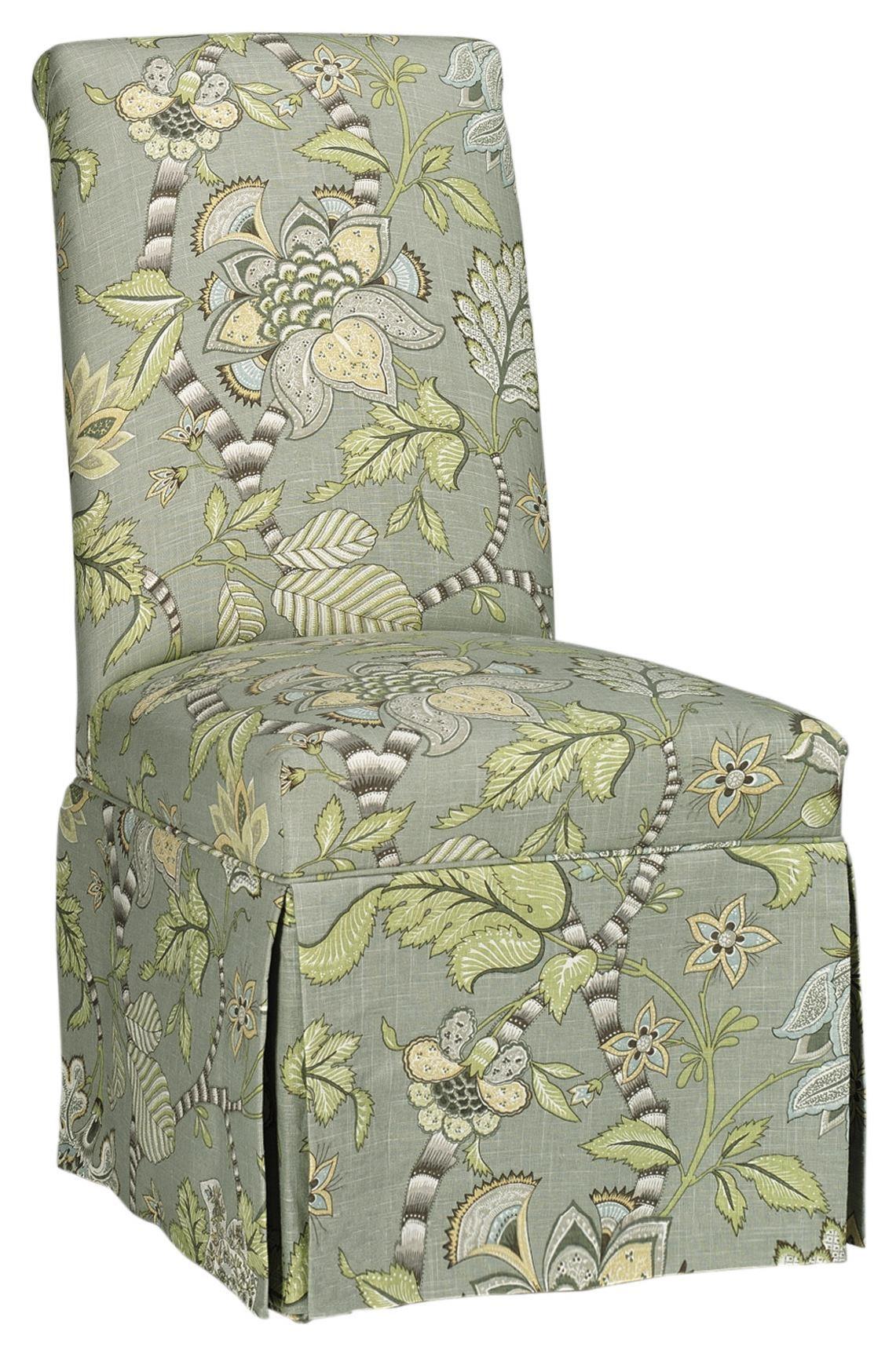cmi parson chairs skirted parson chair hudson s