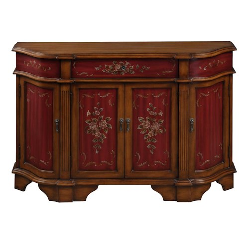 Coast To Coast Imports Coast To Coast Accents 1 Dw 4 Drs Cabinet J J Furniture Accent