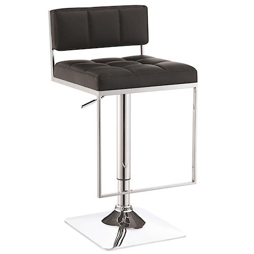 Coaster Dining Chairs And Bar Stools Adjustable Modern Bar Stool Value City Furniture Bar Stools