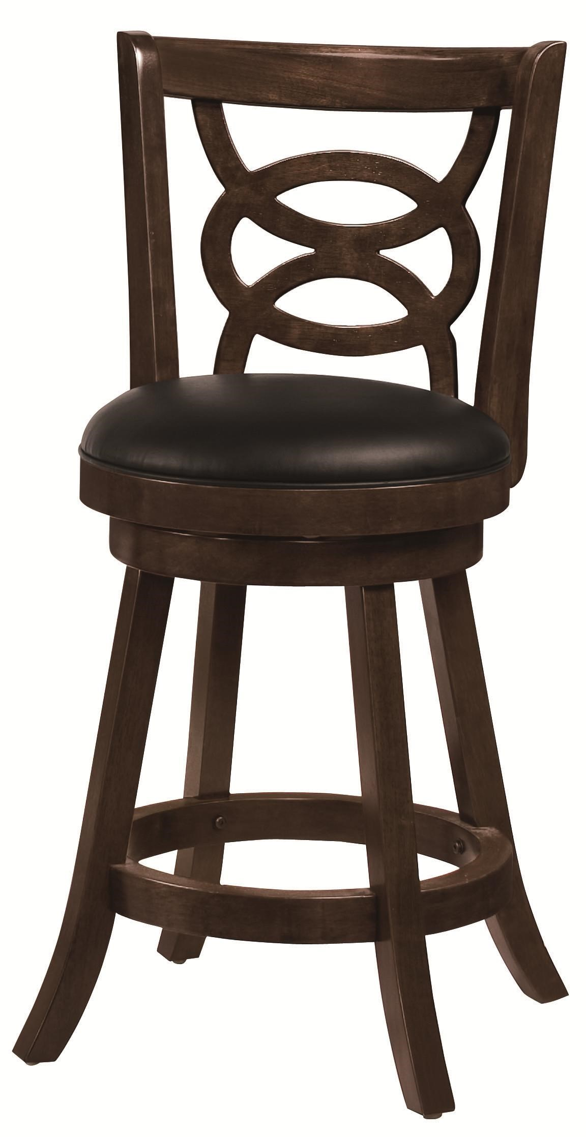 Coaster Dining Chairs And Bar Stools 101929 24 Quot Swivel Bar
