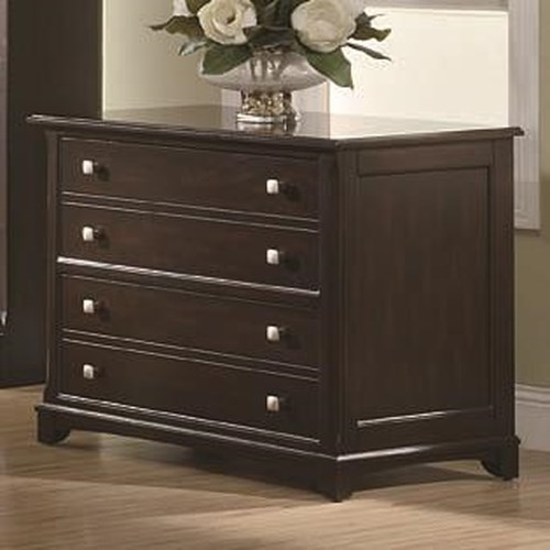 File Cabinet Garson By Coaster Wilcox Furniture File Cabinet Corpus Christi Kingsville