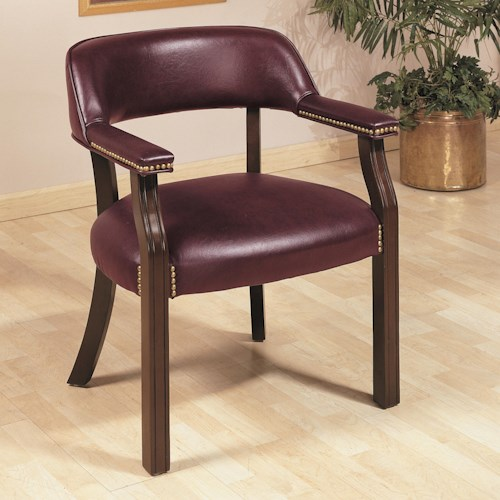 Coaster Office Chairs 511B Side Chair Northeast Factory Direct Office Sid