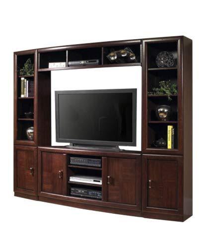 Coronado Escapade 4pc Wall Unit - Ivan Smith Furniture - Wall Unit