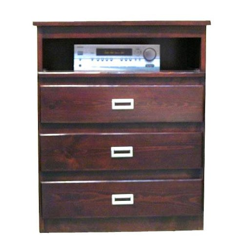 Coronado merlot i media chest ivan smith furniture for Ivan smith furniture