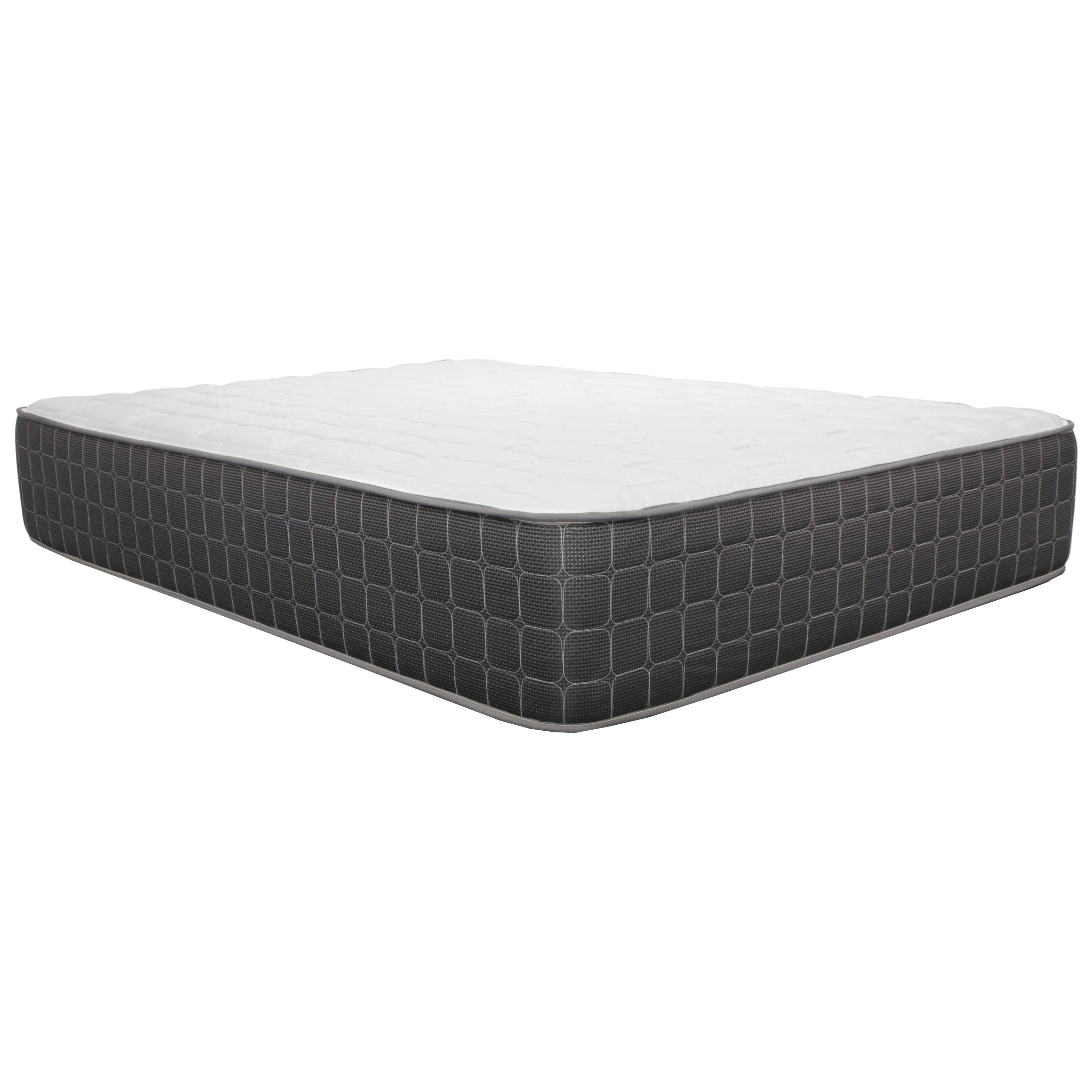Corsicana 1700 Kingsmere Queen 13.5u0026quot; Firm Pocketed Coil Mattress - Furniture Superstore - NM ...