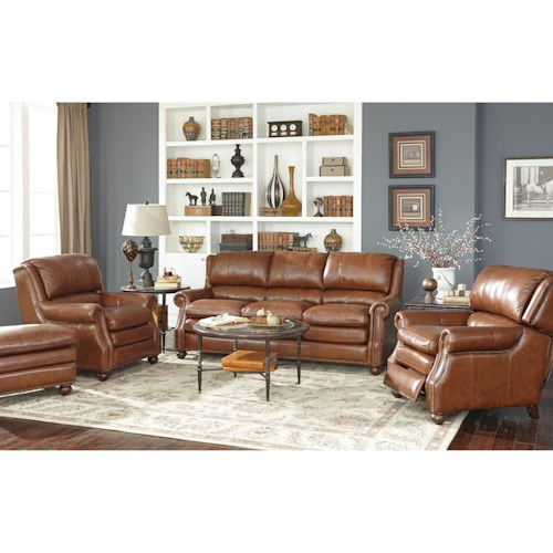 Craftmaster L164600 Living Room Group Belfort Furniture Stationary Living